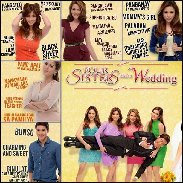 4 sisters and a wedding full movie online free