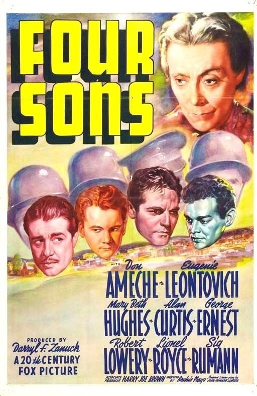 Four Sons (1940 film) images4staticbluraycomproducts20370091larg