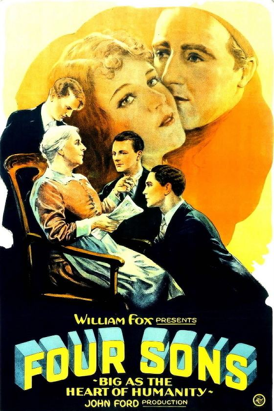 Four Sons (1940 film) Forgotten Classics of Yesteryear Four Sons