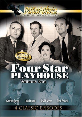 Four Star Playhouse Amazoncom Four Star Playhouse Vol 1 David Niven Alan Napier
