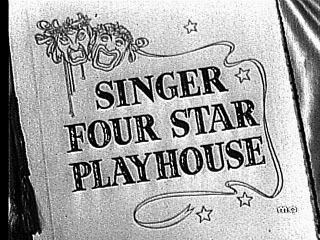 Four Star Playhouse CTVA US Anthology quotFour Star Playhousequot Four StarCBS 195256