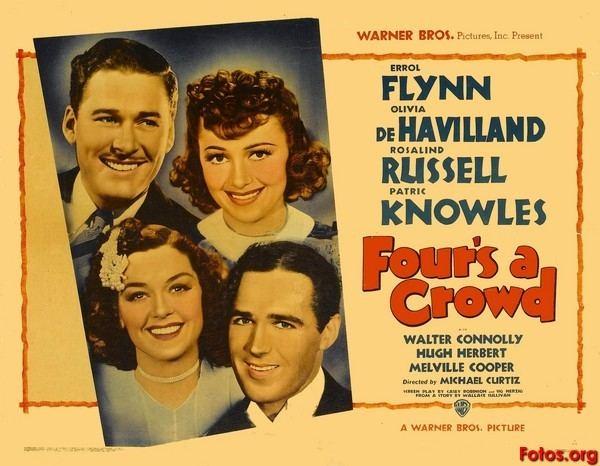 Four's a Crowd Fours a Crowd Alchetron The Free Social Encyclopedia