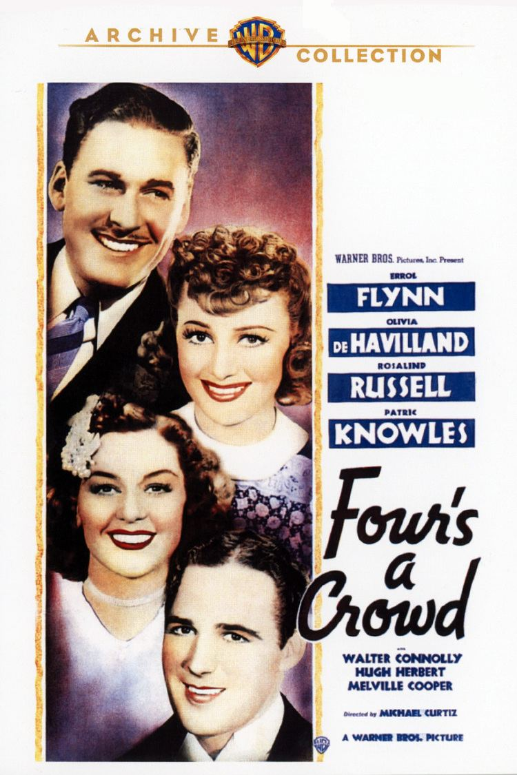 Four's a Crowd wwwgstaticcomtvthumbdvdboxart4290p4290dv8