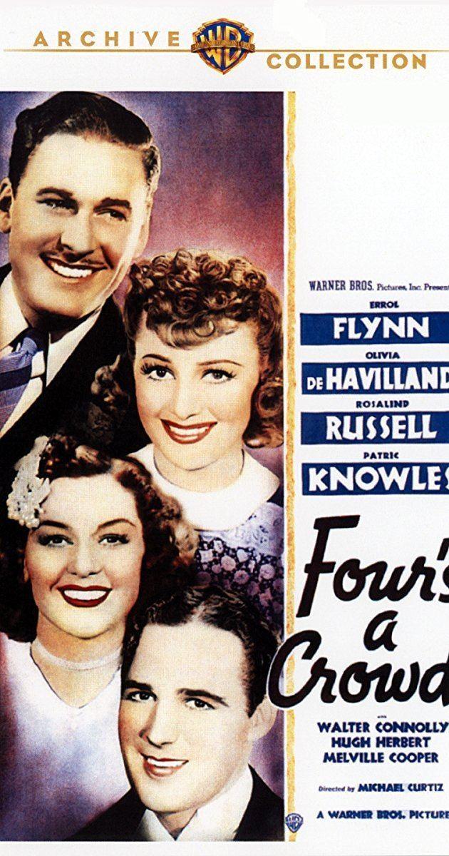 Four's a Crowd Fours a Crowd 1938 IMDb