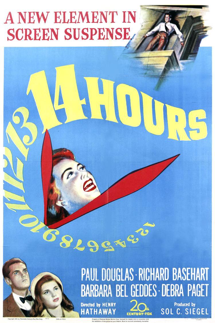 Fourteen Hours wwwgstaticcomtvthumbmovieposters6698p6698p