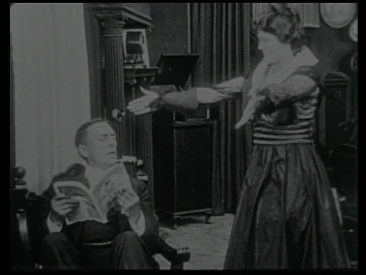 Fox Trot Finesse Fox Trot Finesse 1915 A Silent Film Review Movies Silently
