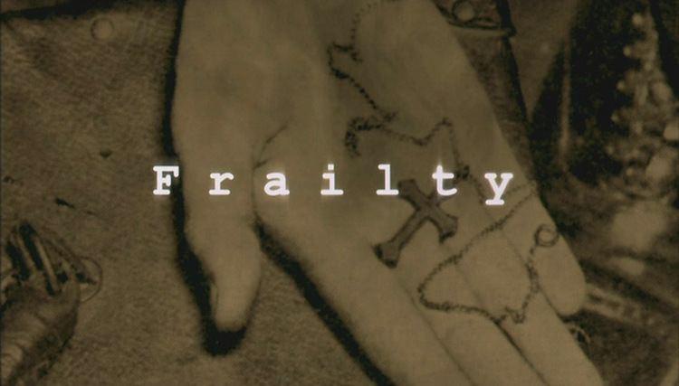 Frailty (film) movie scenes Frailty Bill Paxton 2001
