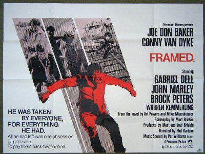 Framed (1975 film) FRAMED 1975 review Jonathan Rosenbaum