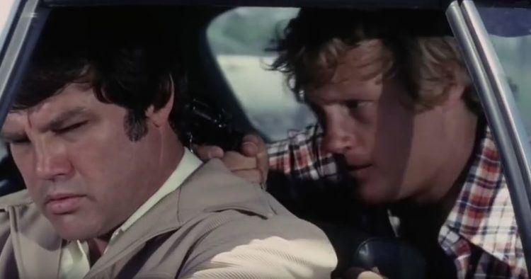 Framed (1975 film) Bluray Review FRAMED 1975 ZekeFilm