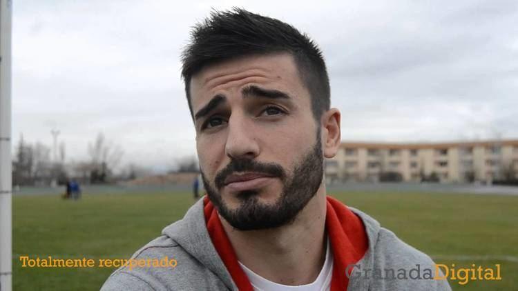Fran Rico Entrevista el Fran Rico jugador del Granada CF YouTube
