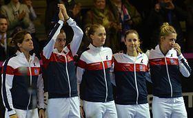 France Fed Cup team httpsuploadwikimediaorgwikipediacommonsthu