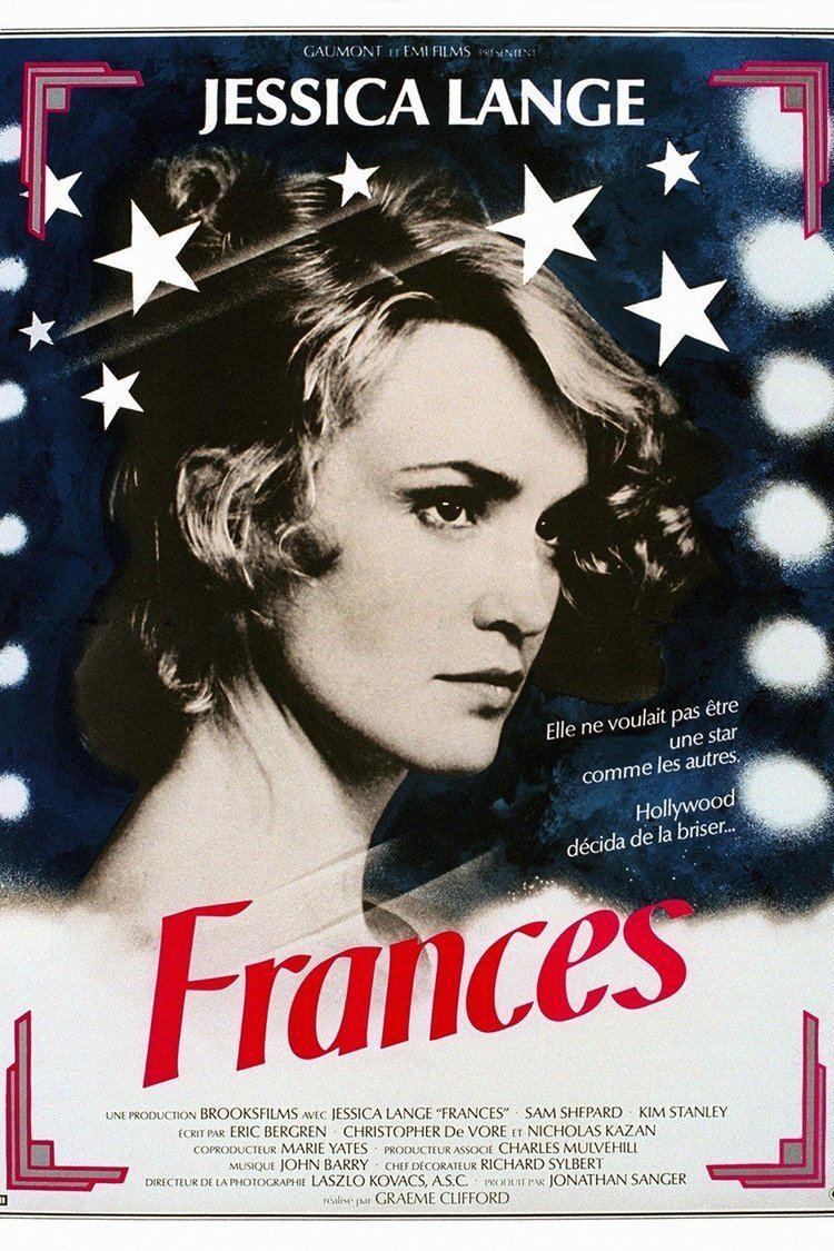 Frances (film) wwwgstaticcomtvthumbmovieposters6636p6636p