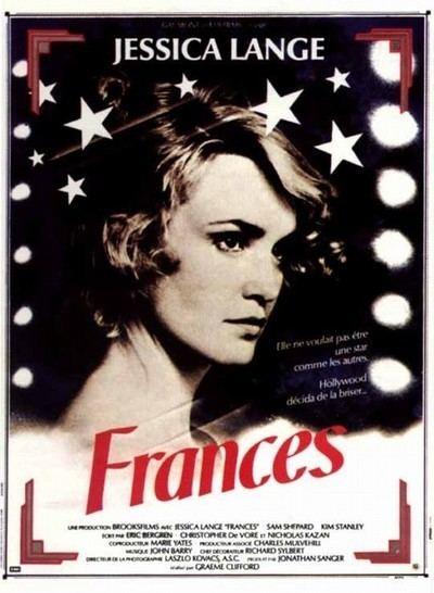 Frances (film) Frances Movie Review Film Summary 1983 Roger Ebert