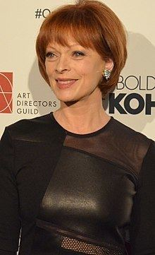 Frances Fisher Frances Fisher Wikipedia the free encyclopedia