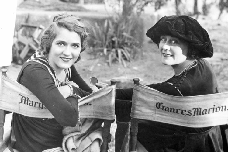 Frances Marion Women Who Created Hollywood I Frances Marion John Alberti
