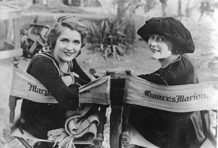 Frances Marion Frances Marion a tribute The Motion Pictures