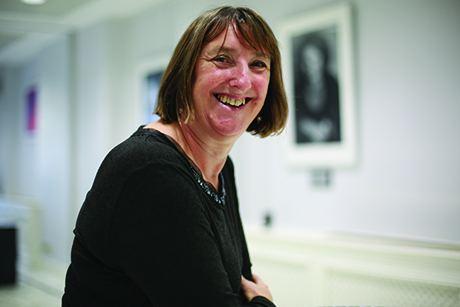Frances Saunders (scientist) Frances Saunders prepares for IOP presidency