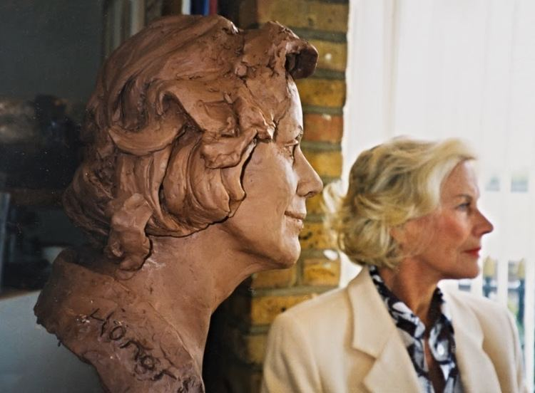 Frances Segelman Heads at the Tower A Retrospective by Royal Sculptor Frances