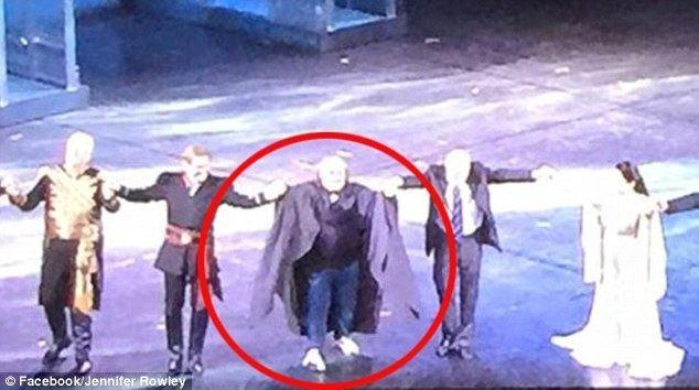 Francesco Anile Francesco Anile gets his big break at Met Opera after the lead tenor