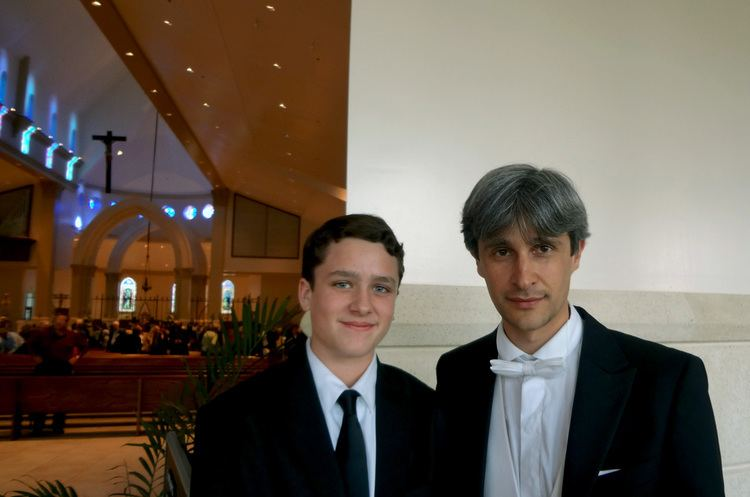 Francesco Attesti Performance at Attesti Concert Josiah Wilkinson