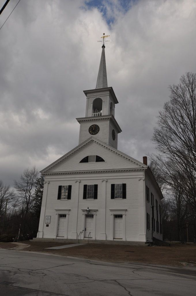 Francestown Meetinghouse