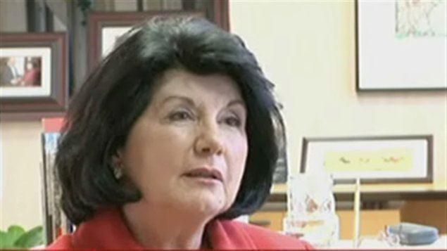 Francine Ruest-Jutras Francine Ruest Jutras la mairie depuis 25 ans ICI