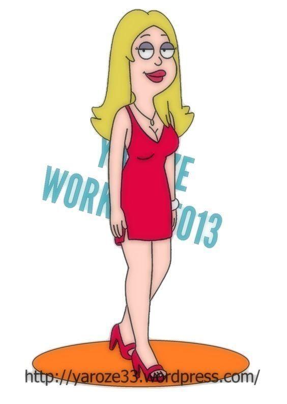 Francine Smith Francine Smith Red Sexy Dress 2014 by Yaroze33 on DeviantArt