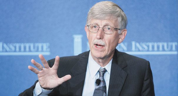 Francis Collins NIH Director Francis Collins Medical research at risk