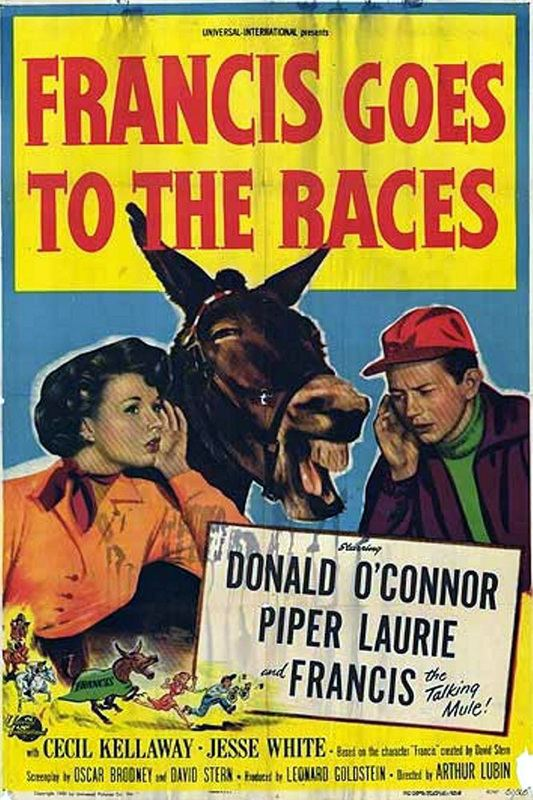 Francis Goes to the Races Francis Goes to the Races 1951