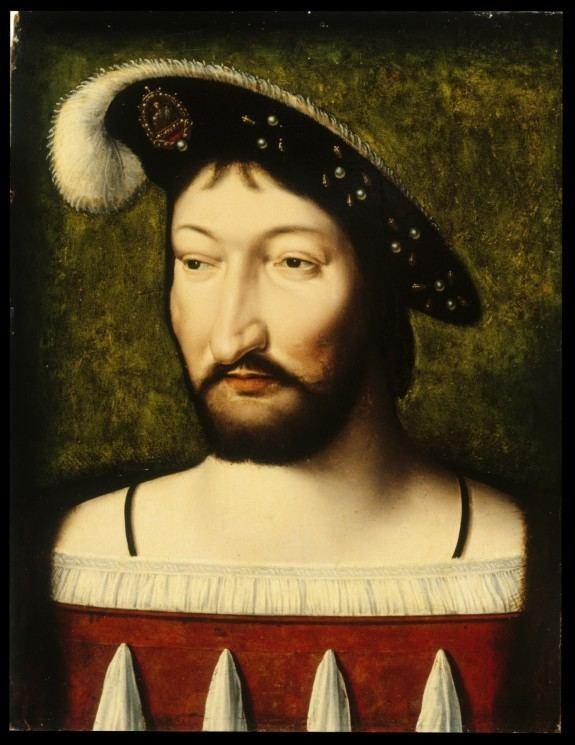 Francis I of France Portrait of Francis I King of France The Walters Art