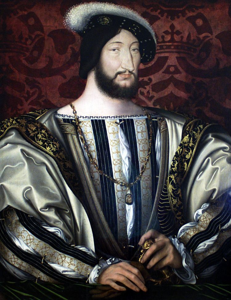 Francis I of France Francis I of France Wikipedia the free encyclopedia