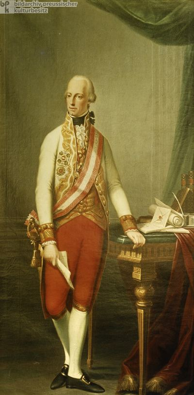 Francis II, Holy Roman Emperor GHDI Image