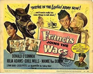 Francis Joins the WACS Francis Joins The Wacs movie posters at movie poster warehouse