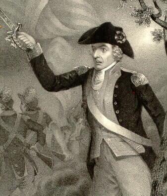 Francis Marion Francis Swamp Fox Marion 1732 1795 Find A Grave Memorial
