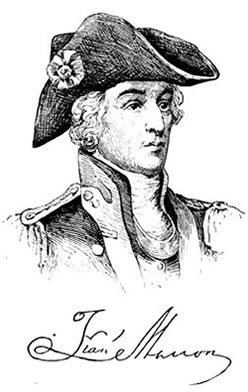 Francis Marion Francis Marion Facts Revolutionary War and Accomplishments
