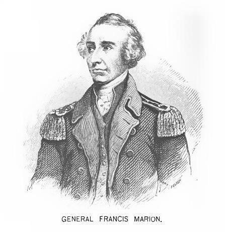 Francis Marion Francis Marion Wikipedia the free encyclopedia