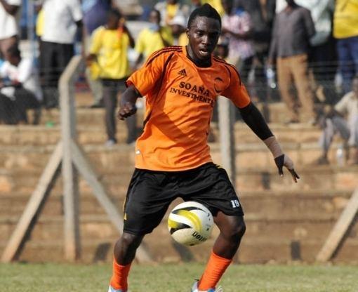 Francis Olaki KCCA Signs Francis Olaki ChimpReports