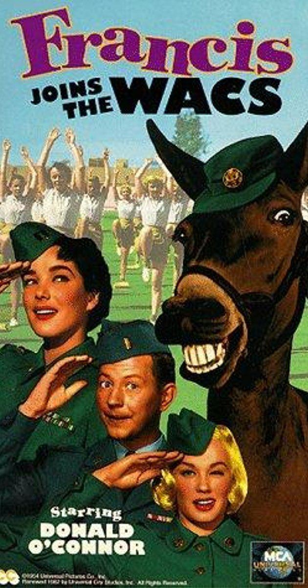 Francis the Talking Mule IMDb MyMovies Francis The Talking Mule a list by aimalac91748
