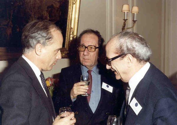 Francisco da Costa Gomes With Marshal Francisco da Costa Gomes Portugal June 1987
