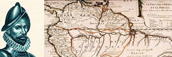 Francisco de Orellana Francisco de Orellana y el descubrimiento del Amazonas