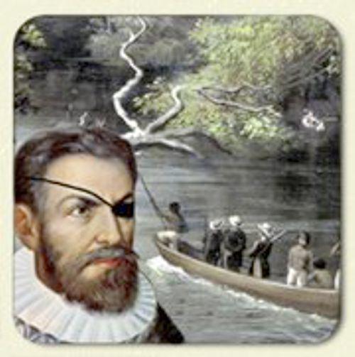 Francisco de Orellana Termszet FRANCISCO DE ORELLANA spanyol felfedez s