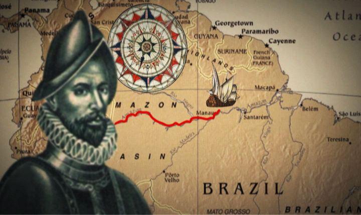 Francisco de Orellana Francisco de Orellana OVOcom