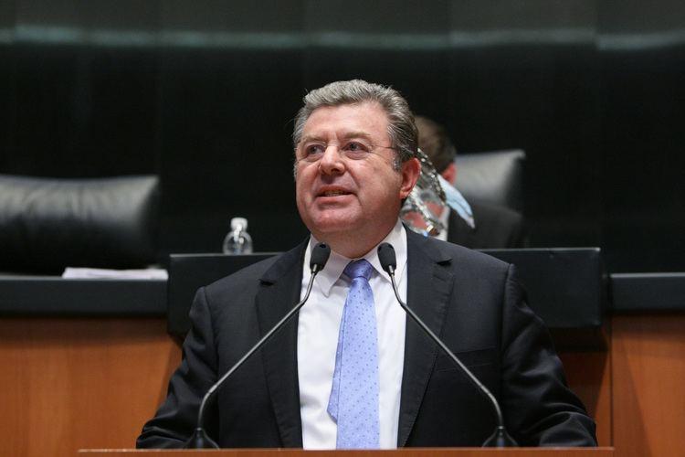 Francisco de Paula Búrquez La posicin del PRD sobre la Reforma Energtica del PAN demuestra