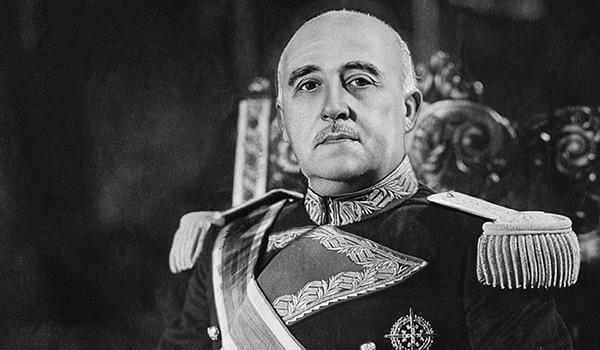 Francisco Franco Biografa de Francisco Franco Quien fue QuienNET