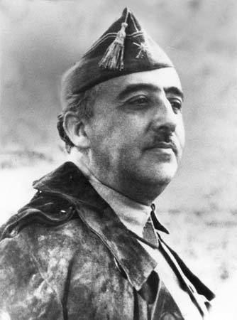 Francisco Franco Francisco Franco ruler of Spain Britannicacom