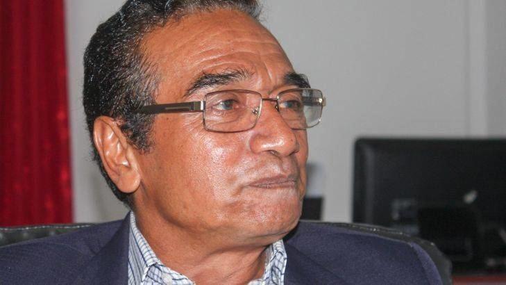 Francisco Guterres Francisco LuOlo Guterres on track to win East Timor presidential