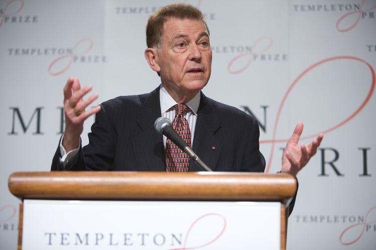 Francisco J. Ayala The Templeton Prize Archived News