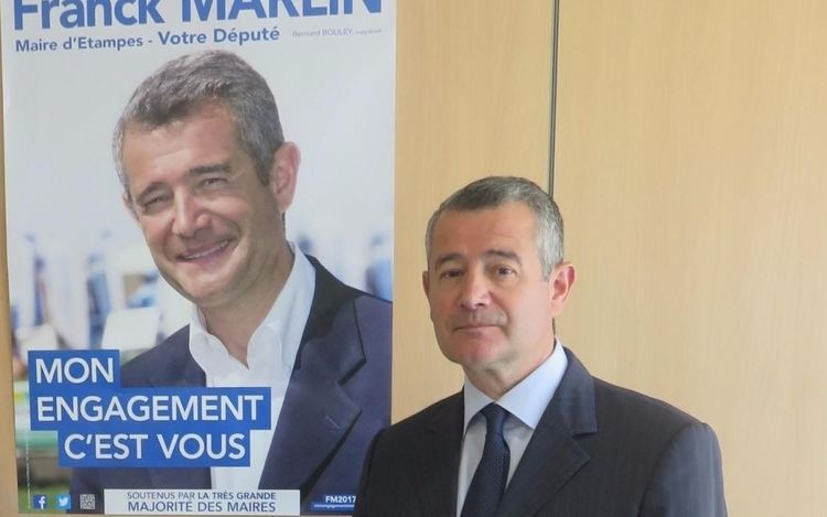 Franck Marlin Lgislatives en Essonne Franck Marlin et Daphn RactMadoux s