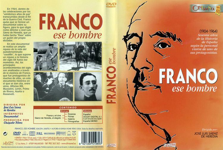 Franco, ese hombre Cartula Caratula de Franco Ese Hombre Franco Ese Hombre