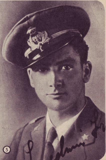 Franco Lucchini Italian biplane fighter aces Franco Lucchini